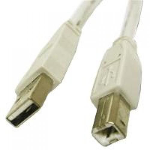 Кабель USB 2.0 Am-Bm  1.8м
