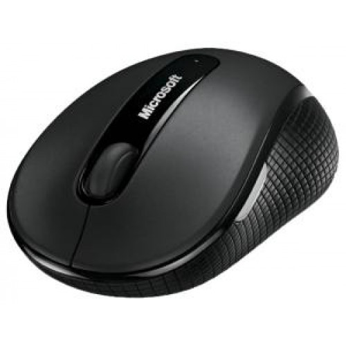Манипулятор Mouse Microsoft Wireless Mobile 4000 Black (D5D-00133)