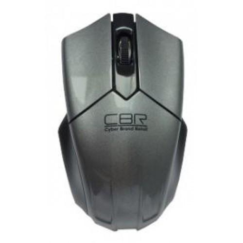 Манипулятор CBR CM 677 Grey беспроводная (1200dpi) USB оптическая светодиодная