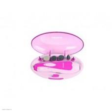 Маникюрный набор Scarlett SC-MS95006 розовый
