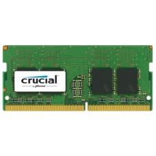 Модуль памяти SODIMM DDR4 SDRAM 8192 Mb Cl17 Crucial