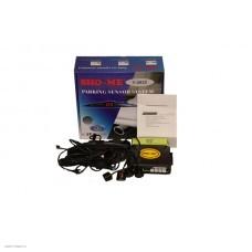 Парктроник Sho-Me Y-2622 black (1.5м/4датчика/20мм)