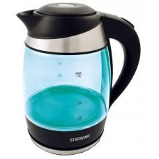Чайник Starwind SKG2219 бирюзовый 1.8л. 2200Вт