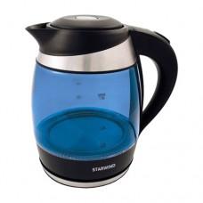 Чайник Starwind SKG2216 синий/черный 1.8л. 2200Вт