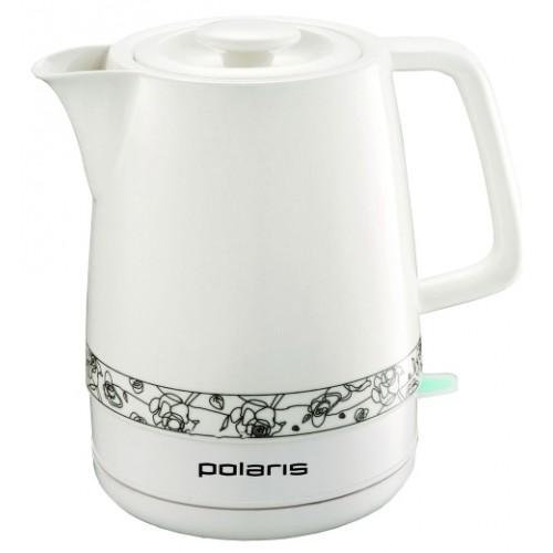 Чайник Polaris PWK-1731CC белый/рисунок 1.7л. 2200Вт