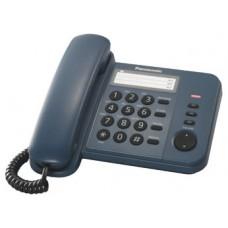 Телефон Panasonic KX-TS2352RUC blue