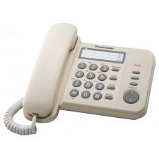 Телефон Panasonic KX-TS2352RUJ beige