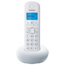 Радиотелефон Panasonic KX-TGB210RUR DECT, AOН, монохромный, красный