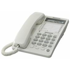 Телефон Panasonic KX-TS2362RUW white
