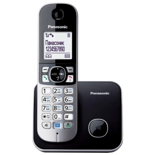 Радиотелефон Panasonic KX-TG6811RUM (DECT, AOН) grey
