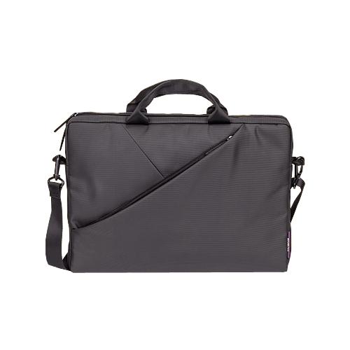 """Сумка для ноутбука Riva Case 8730 grey (15.6"""")"""