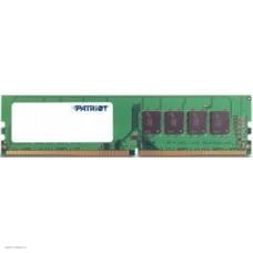 Модуль DIMM DDR4 SDRAM 8192Мb Patriot