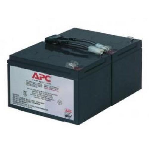 Аккумулятор APC Replacement kit for APC (RBC6) BP1000I, SU1000INET, SU1000RMINET, SUA1000I