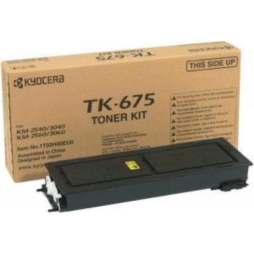 Тонер TK-675 Kyocera  Mita KM-2540/2560/3040/3060