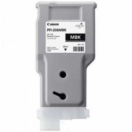 Картридж-чернильница PFI-206 Canon iPF6400/6450 Matte Black (5302B001)