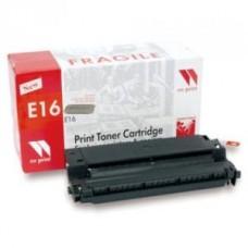Картридж Canon E-16 FC100/200/300 Series PC800 Series (НВ-принт) 2000 стр.
