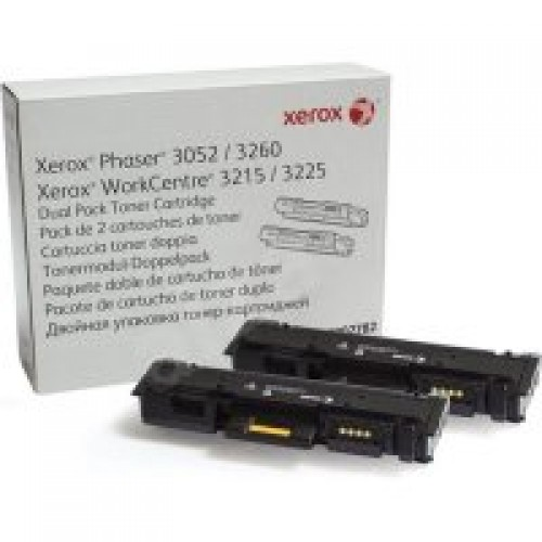 Тонер-картридж 106R02782 Rank Xerox Phaser 3052/3260