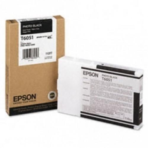 Картридж T605100 Epson Stylus Pro 4880 Photo Black 110мл