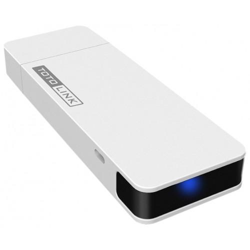 Адаптер беспроводной TOTOLINK N300UM USB 802.11n, до 300Mbit/s