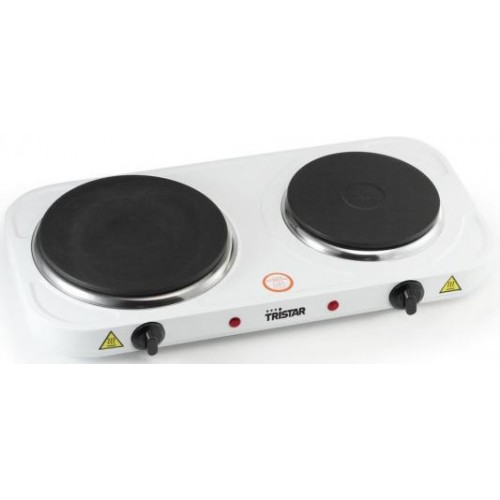 Плитка электрическая TRISTAR KP-6245 White