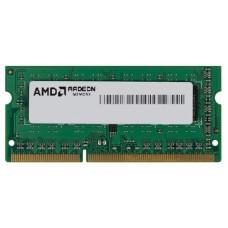 Модуль памяти SODIMM DDR3 SDRAM 4096 Mb AMD