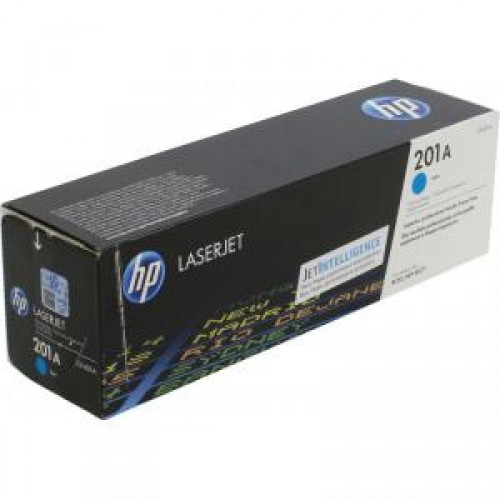 Картридж CF401A (№201A) HP LJ M252/M277 Cyan 1400стр