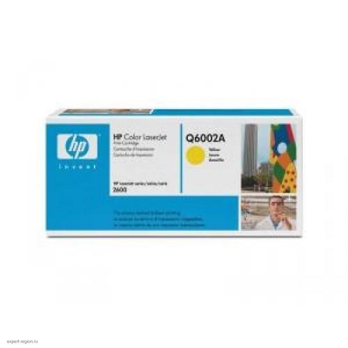 Картридж Q6002A  HP Color LJ 1600/2600n/2605/CM1015/CM1017 Yellow