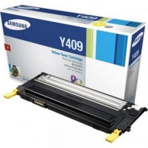 Тонер-картридж Samsung CLP-310/N/CLP-315/W/CLX-3170FN/CLX-3175/N/FN/FW Yellow 1000 стр. (CLT-Y409S)