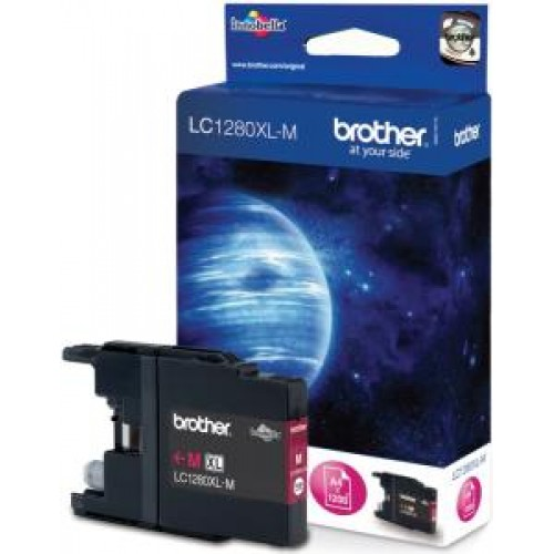 Картридж LC1280XLM Brother MFC-J6510DW/J69010DW magenta