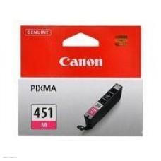 Картридж-чернильница CLI-451M Canon iP7270/MG5440/6340 Magenta (6525B001)