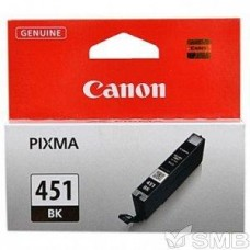 Картридж-чернильница CLI-451BK Canon Pixma iP7270/MG5440/6340 Black (6523B001)