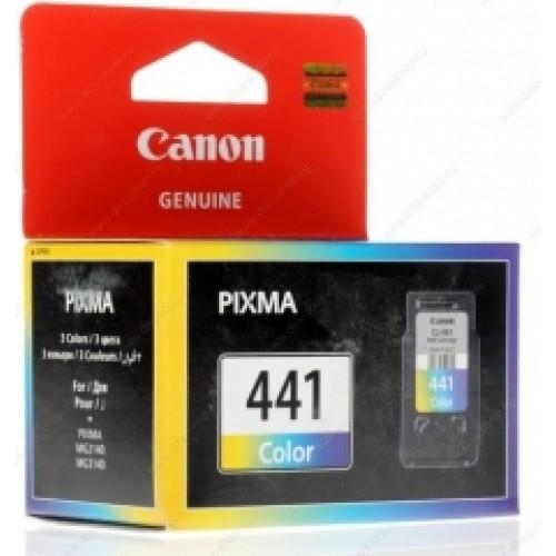 Картридж-чернильница CL-441 Canon Pixma MG2140/3140 Color (5221B001)