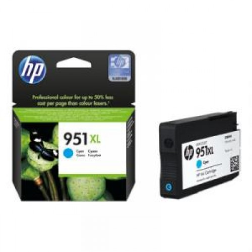 Картридж CN046AE (№951XL) HP Officejet Pro 8100/8600 Cyan