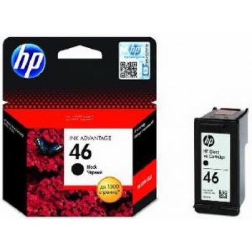 Картридж CZ637AE(№46) HP Deskjet Ink Advantage 2020hc/2520hc Black