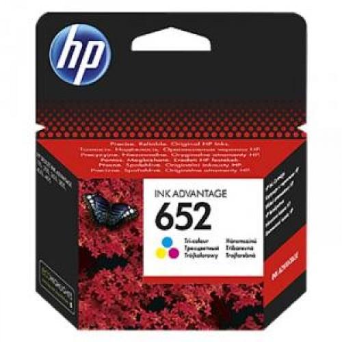 Картридж F6V24AE (№652) HP DJ IA 1115/2135/3635/4535/3835/4675 цветной (200стр.)