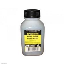 Тонер  HP LJ P1005/P1505/ProP1566/ProP1102/Canon 713 (Hi-Black) Тип 4.2, 100 г, банка