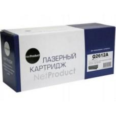 Картридж NetProduct N-Q2612Aдля HP LJ 1010/1020/3050 (2000стр)