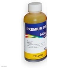 Чернила для картриджей HP DJ 350/600, PSC 300, H0006 Yellow (InkTec) 51649/6657/8728, 0,1л.