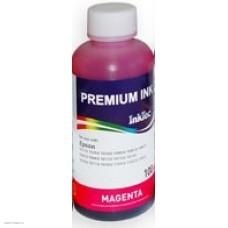 Чернила для картриджей HP DJ 350/600, PSC 300, H0006 Magenta (InkTec) 51649/6657/8728, 0,1л.