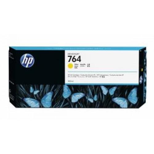 Картридж C1Q15A (№764) HP Designjet T3500 Yellow 300мл
