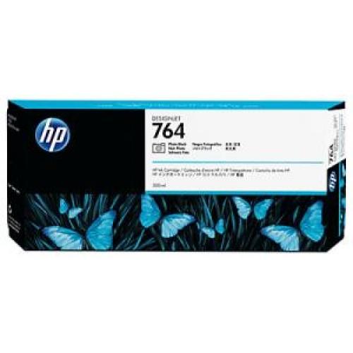 Картридж C1Q17A (№764) HP Designjet T3500 Photo Black 300мл