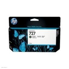 Картридж B3P22A (№727) HP DesignJet T920/T1500 Mate Black