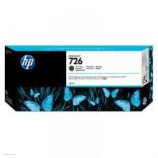 Картридж CH575A (№726) HP DesignJet 1200/1300/2300/T795 Matte Black 300мл