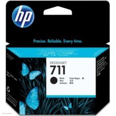 Картридж CZ133A (№711) HP DesignJet T120/T520 Black 80 ml