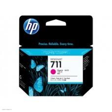 Картридж CZ135A (№711) HP DesignJet T120/T520 Magenta 3х29 ml