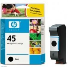 Картридж 51645A (№45) HP DJ 7xx/8xx/9xx/11xx/1220/1600/6122/6127/DesignJet700/750/PhSm1000 чёрный