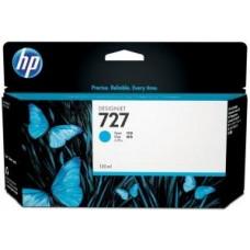 Картридж B3P19A (№727) HP DesignJet T920/T1500 Cyan