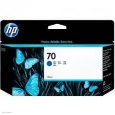 Картридж C9458A (№70) HP DesignJet Z3100/Z3200 Blue 130мл