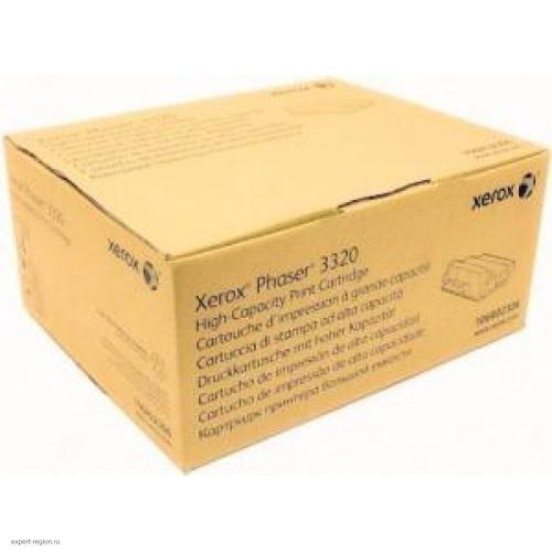 Тонер-картридж 106R02306  Xerox Phaser 3320DNI