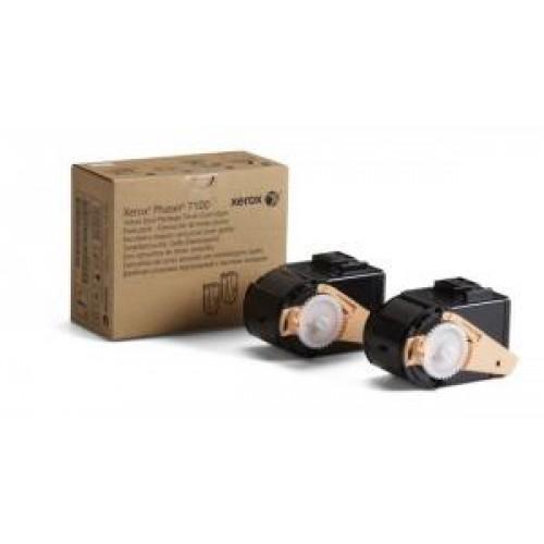 Тонер-картридж 106R02612 Xerox Phaser 7100 Black